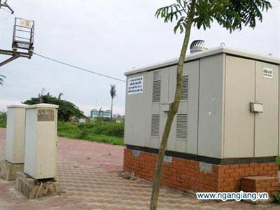 KIOS substation